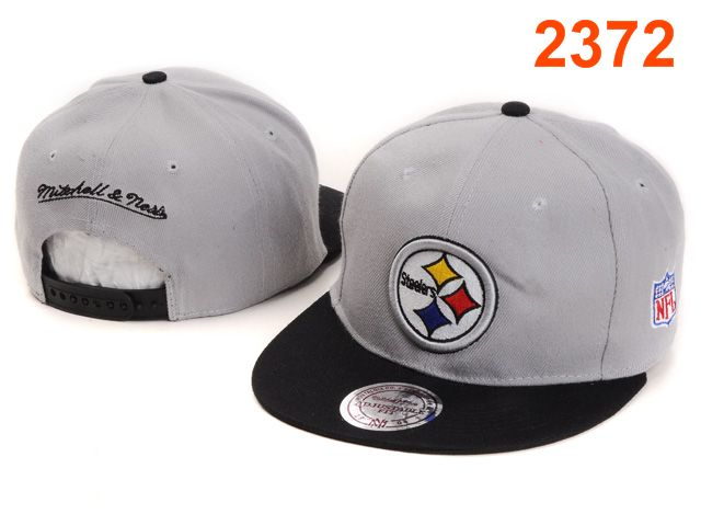 Pittsburgh Steelers NFL Snapback Hat PT11